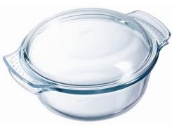 Кастрюля стекляная Pyrex Classic кастрюля круглая 2,1 л 108A000