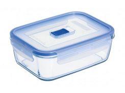 Форма для хранения Luminarc Pure Box Active прямоугольная 1220мл L8773