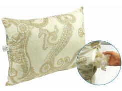Подушка шерстяная Руно Luxury на молнии 50х70 см