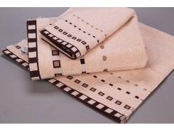 Полотенце махровое микрохлопок Yanatex Mishel 12 70х130 см