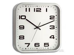 Часы настенные TFA металл 603013