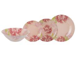 Сервиз столовый Luminarc Pastel Pink 19 предметов N6263