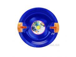 Тарелка Fun Ufo KHW Kunststoff 76222 синяя