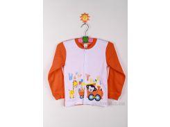 Пижама для мальчиков Niso Baby Happy Travel хаки 104