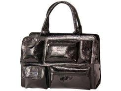 Портфель деловой Derby 0670105 с рельефом коричневый