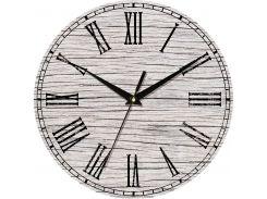 Часы настенные ЮТА Country 301x301x30мм С01