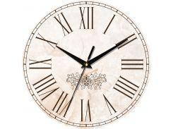 Часы настенные ЮТА Country 301x301x30мм С05