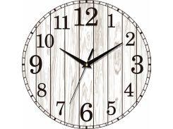 Часы настенные ЮТА Country 301x301x30мм С11