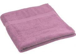 Махровое полотенце Руно лиловое 70х140 см