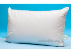 Подушка Cinelli Diamante 70% пуха 50х75 см вес наполнителя 600 г
