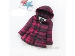 Куртка утепленная для девочки IMCCE kids 867 бордо 110