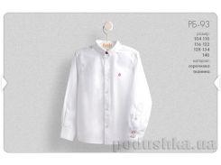 Рубашка классическая для мальчика Bembi РБ93 116
