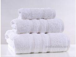 Полотенце махровое Irya Elegant beyaz 90х150 см