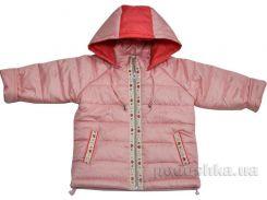 Куртка теплая для девочки Анютка Деньчик 8090 92