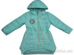 Куртка теплая для девочки Вероника Деньчик 8103 140