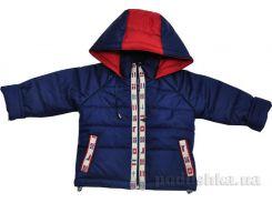 Куртка теплая для мальчика Антошка Деньчик 8089 80