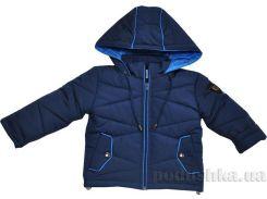 Куртка теплая для мальчика Сашка Деньчик 8092 110
