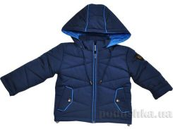 Куртка теплая для мальчика Сашка Деньчик 8092 116