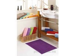 Полотенце для ног Hobby Hayal 50х70 см фиолетовое