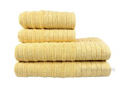 Полотенце махровое Hobby Daisy желтое 70х140 см