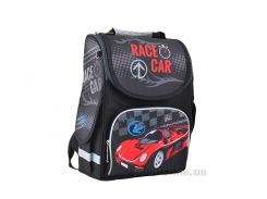 Рюкзак каркасный 1 Вересня PG-11 Race car