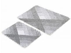 Набор ковриков в ванную Irya Wall Gri