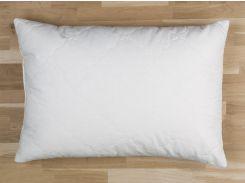 Подушка силиконовая Nostra белая 70х70 см