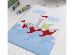 Коврик в детскую комнату Confetti Baby Ship Blue