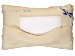 Подушка Комфорт, Billerbeck 40х60 см дополнительная наволочка