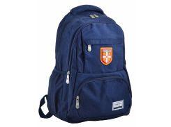 Рюкзак молодежный Yes Cambridge 145 555746 синий