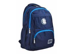 Рюкзак молодежный Yes Cambridge 151 555750 синий