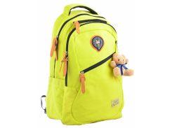 Рюкзак молодежный Yes Oxford 405 555685 желтый