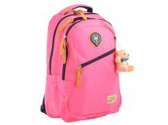 Рюкзак молодежный Yes Oxford 405 555687 розовый