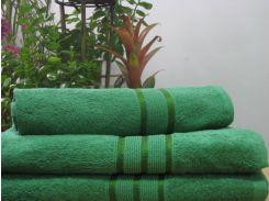 Полотенце махровое Roma Dream 400 Porto зеленый 70х140 см