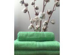 Полотенце махровое Roma Dream 420 Solo оливковый 30х30 см