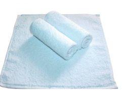 Полотенце махровое Roma Dream 450 Solo белый 50х70 см