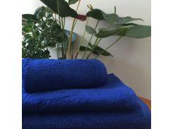 Полотенце махровое Roma Dream 500 Solo синий 70х140 см
