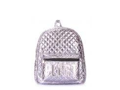 Рюкзак женский Poolparty Mini Plprt Bckpck stitch silver