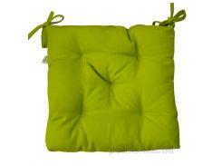 Подушка на стул Прованс Half panama Green 40х40 см