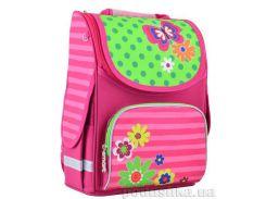 Рюкзак каркасный 1 Вересня PG-11 Flowers 554511