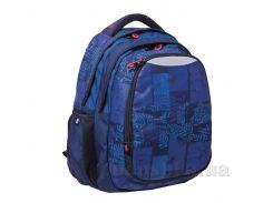 Рюкзак подростковый Yes Т-22 Indigo 552618