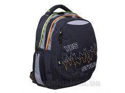 Рюкзак подростковый Yes Т-22 Pulse 552620