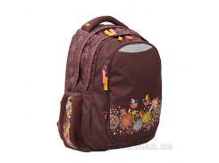 Рюкзак подростковый Yes Т-22 Nature 552640