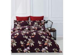 Постельное белье Arya сатин Fashionable Rosella Двуспальный евро комплект