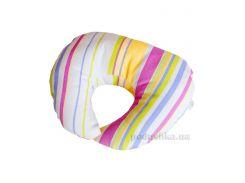 Подушка под голову для путешествий Прованс Stripe