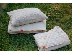 Подушка антиалергенная Devo home Breez конопляное волокно 40х60 см