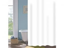 Шторка для ванной комнаты МД Snow White NJ10256 180х200 см