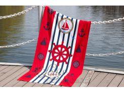 Полотенце пляжное Lotus Sailor 75х150 см