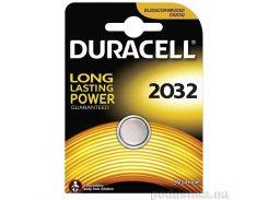 Батарейка Duracell литиевая 3V 2032 (1 шт.)