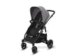 Коляска 2 в 1 Leotie Pure CBX 518001659 Comfy Grey grey